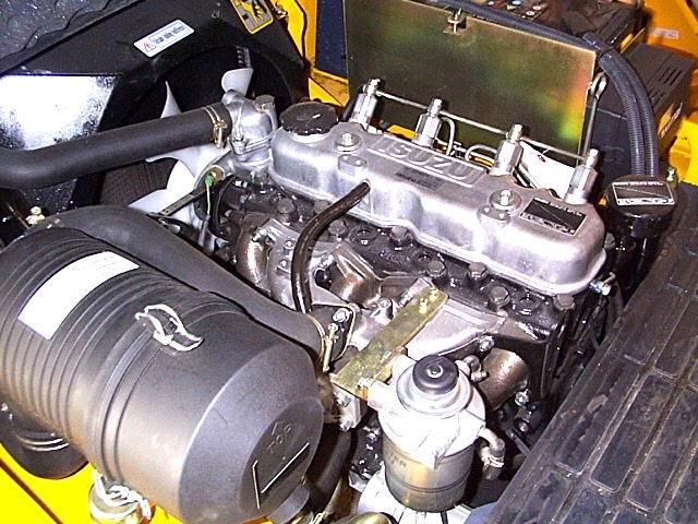 Maximal Diesel Isuzu motor